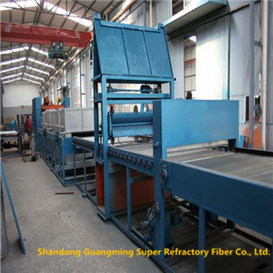 3000T Ceramic Fiber Blanket Production Line